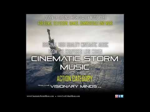 Visionary Minds - Action category (from Cinematic Storm Music library - composed by Lior Cohen)