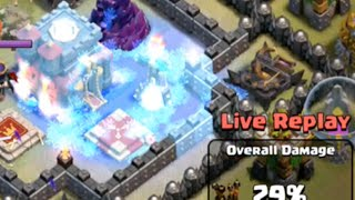 Clash of Clans Clan Wars - LIVE Play By Play Series Episode 1