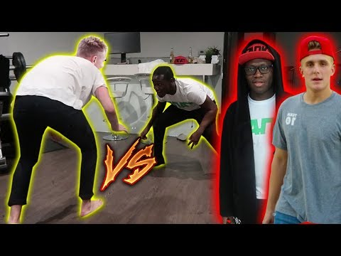 JAKE PAUL VISITS CLOUT HOUSE!! (WANTS TO FIGHT COMEDYSHORTSGAMER)