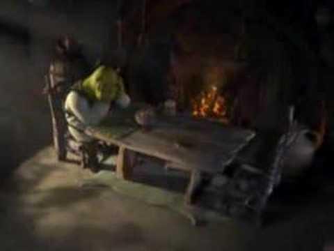Shrek Tamil Video Remix  - Song:  Kanave Kalayathe