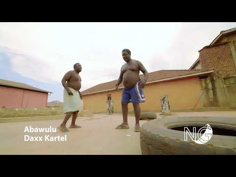 Abawulu dance video by Daxx katel