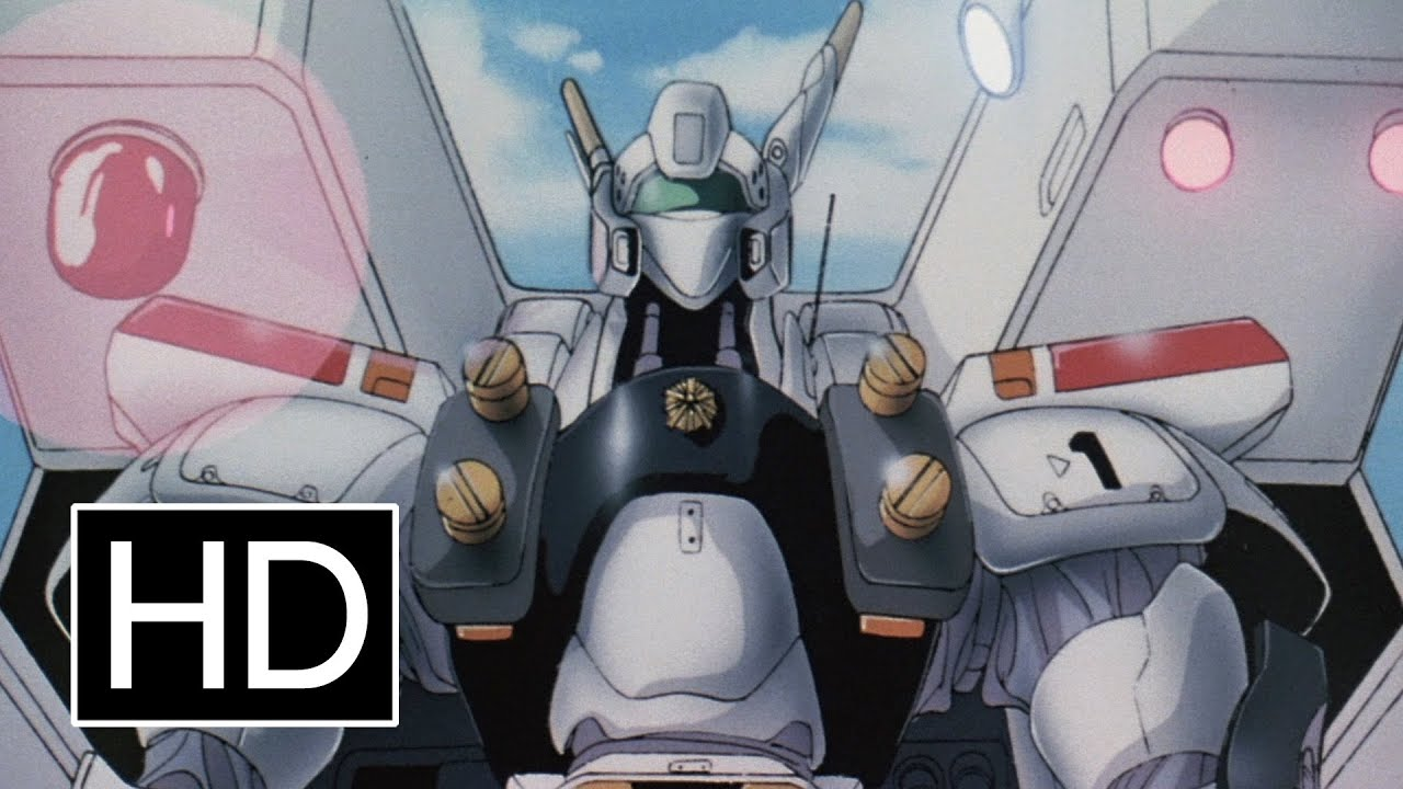 Patlabor - The Mobile Police TV Series Available Now on DVD - YouTube