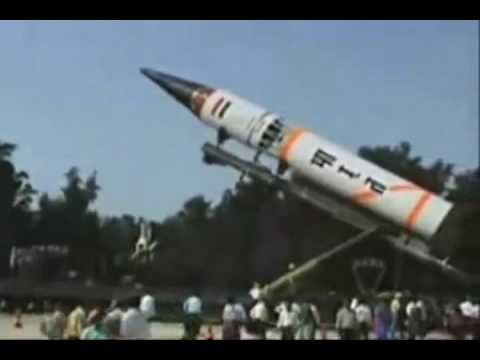 Agni III - India Test Fires Intercontinental Ballistic Missile (ICBM)