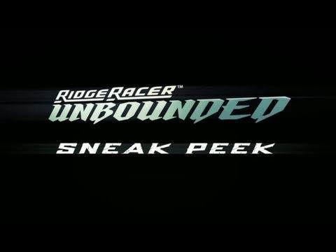 Ridge Racer Unbounded - PS3 / X360 / PC - Sneak Peek