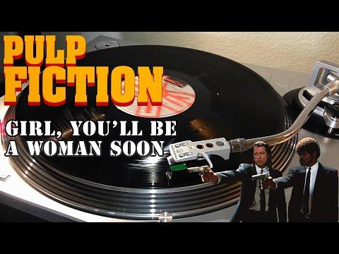 Pulp Fiction OST - (Neil Diamond) Girl, You'll Be A Woman Soon - Vinyl LP