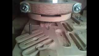 Make Miter Slot Clamps