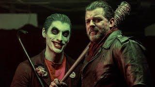 JOKER vs NEGAN (The Walking Dead) - ALTERNATE ENDING