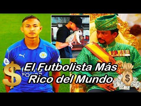Ni Messi Ni Cristiano: Él es el Futbolista más Rico del Mundo | Fútbol Social