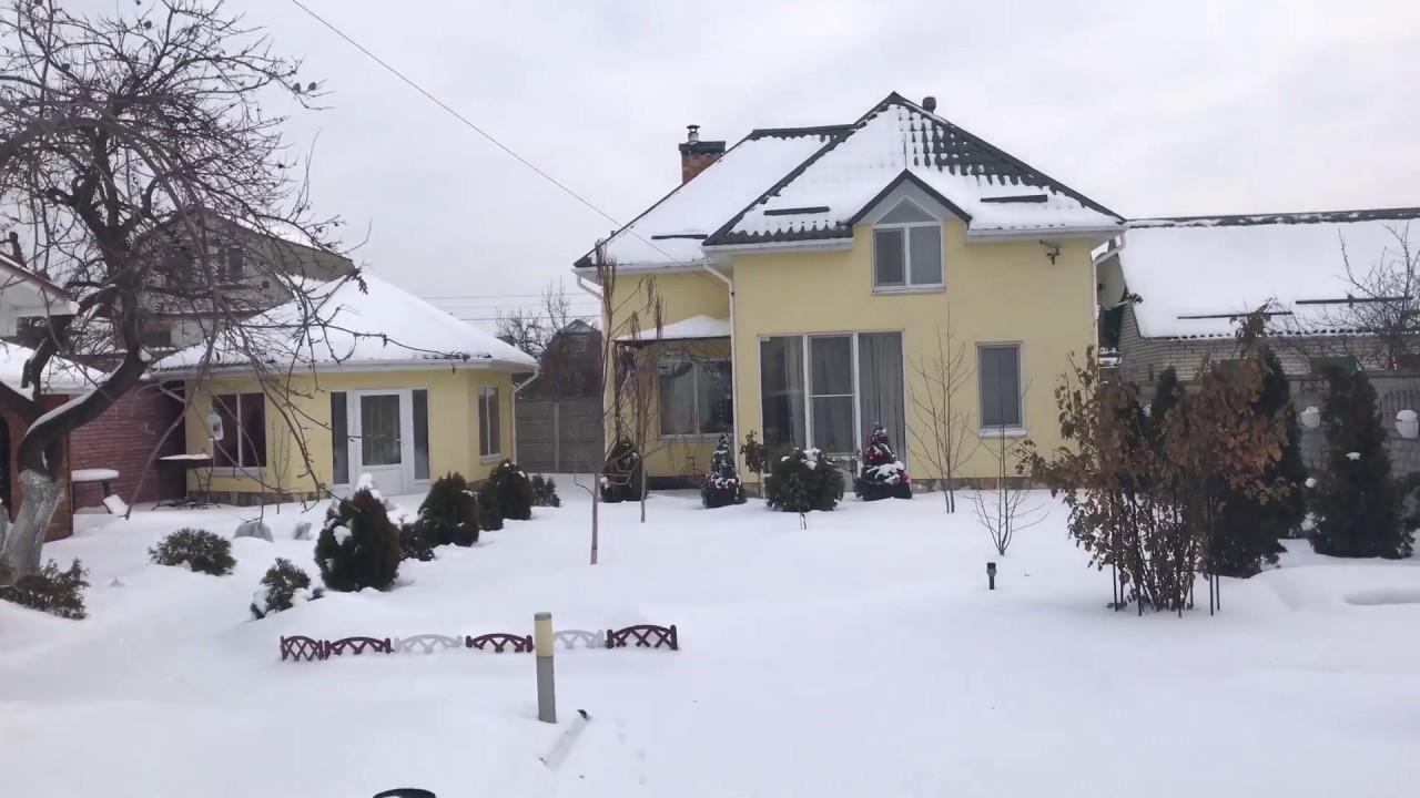 Наша Дача зимой.