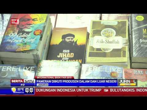 Ikapi Gelar Indonesia International Book Fair 2015