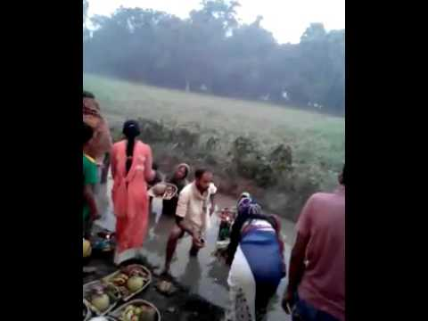 Chath Puja Video
