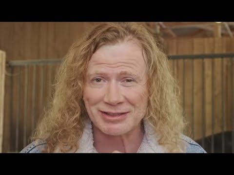 Temple - Dave Mustaine Cancer Update