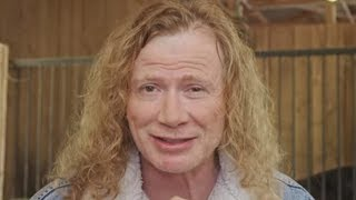 Megadeth's Dave Mustaine Has Positive News About His Health Issues