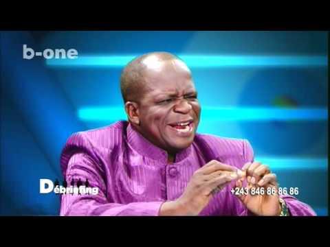 Jerome Bonso face à Mamina Masengo dans Debriefing