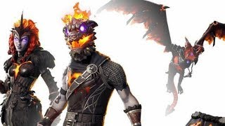 Fortnite - Lava Legends Pack Out Now! Week 5 Challenges! 888 Wins Console Live!
