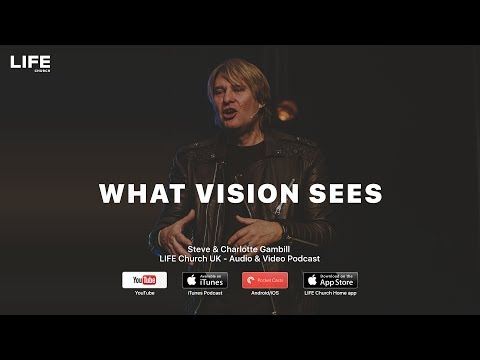 Steve Gambill - What Vision Sees