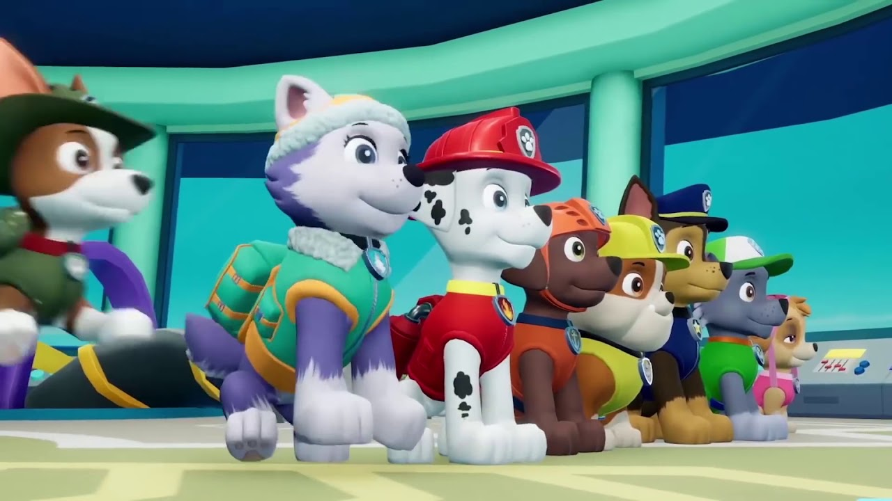 e8f13ed4177 Paw Patrol: On A Roll! - Trailer   PS4 - YouTube