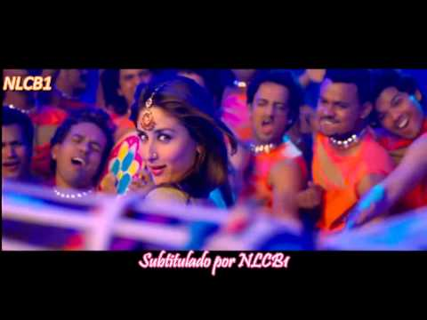 Halkat Jawani - Heroine - Sub Español/ With Lyrics