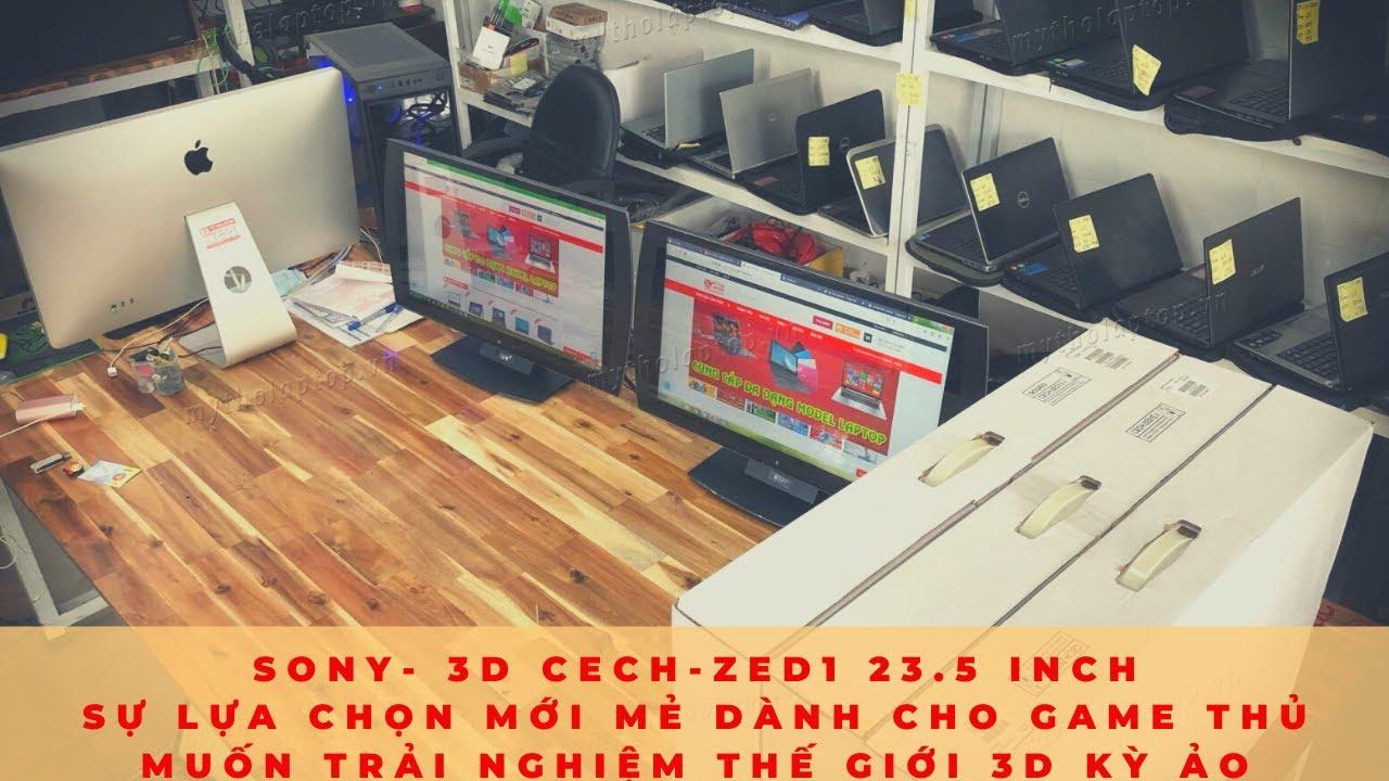 SONY- 3D CECH-ZED1 23.5 inch – SỰ LỰA CHỌN MỚI MẺ DÀNH CHO GAME THỦ