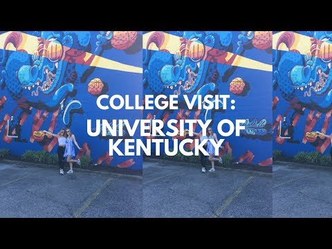college visit series: university of kentucky