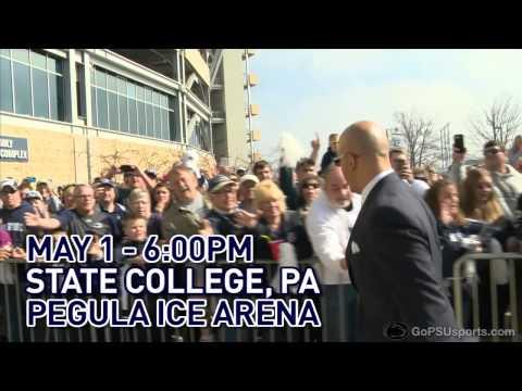 2014 Coaches Caravan: May 1 - Pegula Ice Arena
