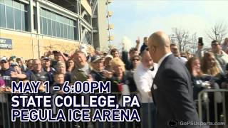 2014 Coaches Caravan: May 1 - Pegula Ice Arena