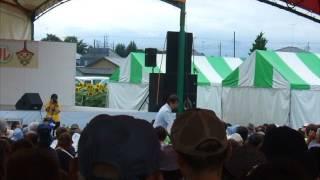 野木町ひまわりフェスティバル 2017年7月30日.