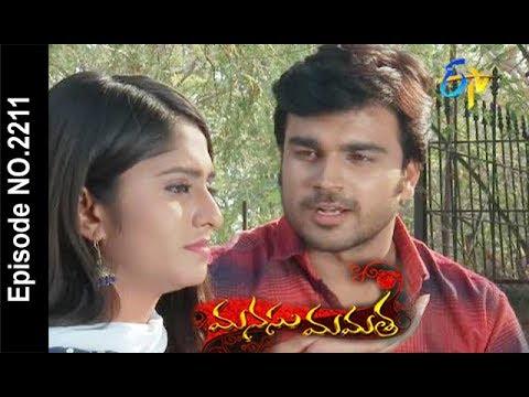 Manasu Mamata   21st February  2018  Full Episode No 2211  ETV Telugu