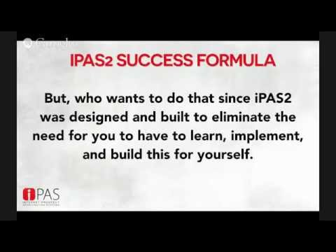 iPAS2 System Explained - New Online Business Opportunities 2014