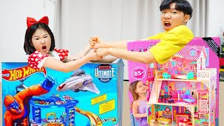 RULES OF CONDUCT FOR CHILDREN IN THE TOY STORE com Boram