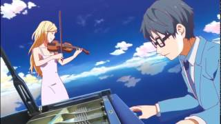 Chopin Ballade No.1 in G Minor Op.23 - Shigatsu Wa Kimi No Uso