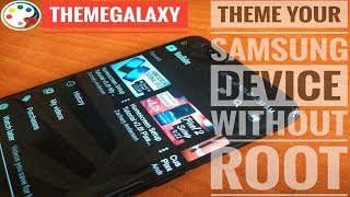 ThemeGalaxy: Theme Maker For Samsung Devices. Better Than Substratum?
