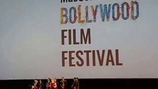 Бони Капур и Шридеви на отктрытии MacCoffee Bollywood Film Festival 2017.