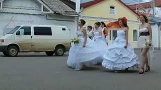 Великий Устюг. Парад невест 2016