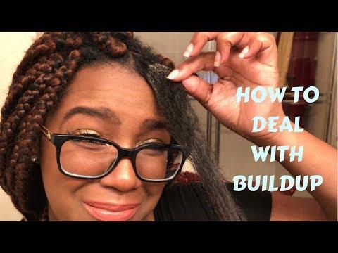 Box Braid & Buildup Removal Tips & Tricks
