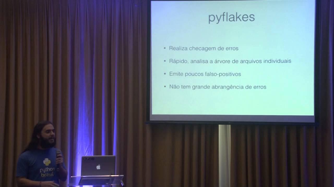 Image from Trilha Iniciante | Ferramentas de análise de código para Python