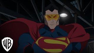 "REIGN OF THE SUPERMEN - CLIP - ""ERADICATOR"""