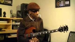 Free Funk Guitar Lesson/ James Brown Chank Strum