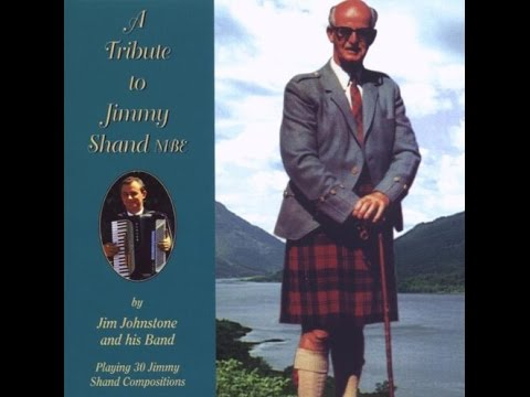 Jim Johnstone & his Band - A Tribute to Jimmy Shand --Gay Gordons (medley)