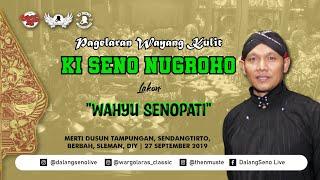 #LiveStreaming KI SENO NUGROHO - WAHYU SENOPATI