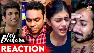Sushant Fans Gets Emotional | Dil Bechara, A R Rahman, Riteish Deshmukh, Mukesh, Sanjana Sanghi