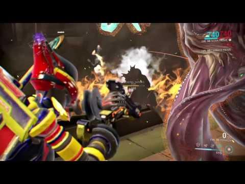 Warframe - Sargus Ruk Sortie 3 - Solo run with Nova Prime