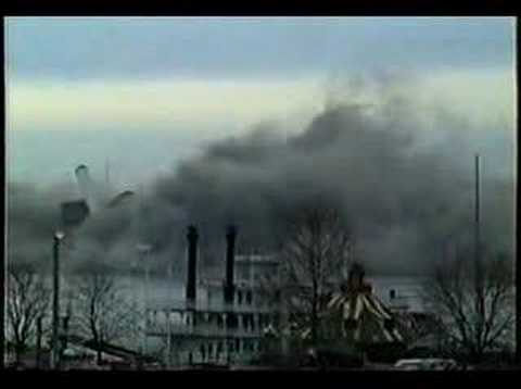 CILCO Building Implosion