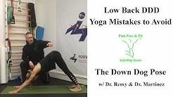 hqdefault - Downward Dog Lower Back Pain
