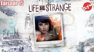 Life is Strange Let's play FR - épisode 15 - Les dossiers cachés de David