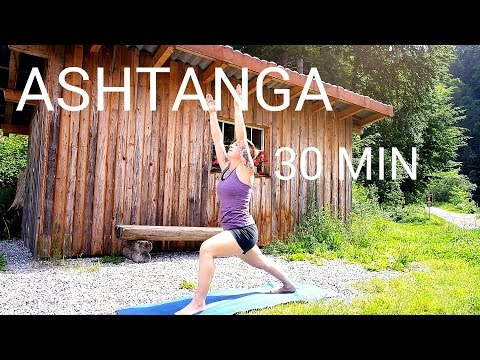 Ashtanga 30 min auf deutsch | Primary Series | Ashtanga Yoga