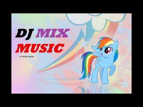 MLP: DJ MIX MUSIC [Rainbow Dash] :)