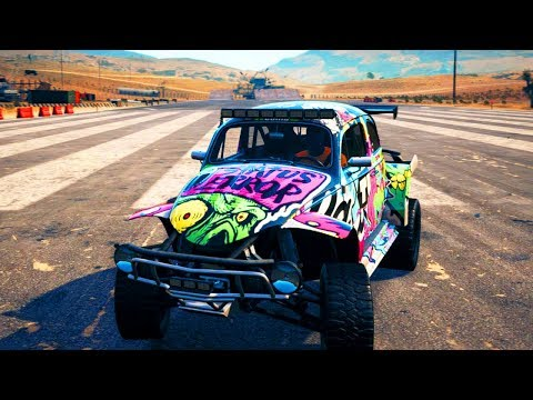 *SUPER BUILD* Volkswagon Beetle - Need For Speed: Payback - Part 56