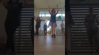 Traidora Gente de Zona feat Marc Anthony Zumba DanceFit by Errika