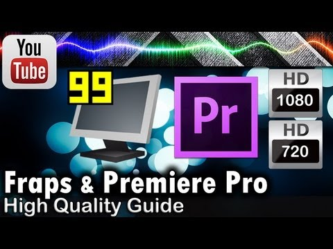 Adobe Premiere Youtube Settings 1080p Projectorsgolkes
